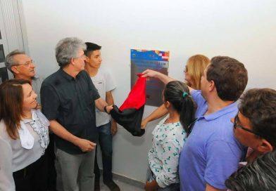 Governador inaugura escola que beneficia mais de 700 estudantes de Igaracy