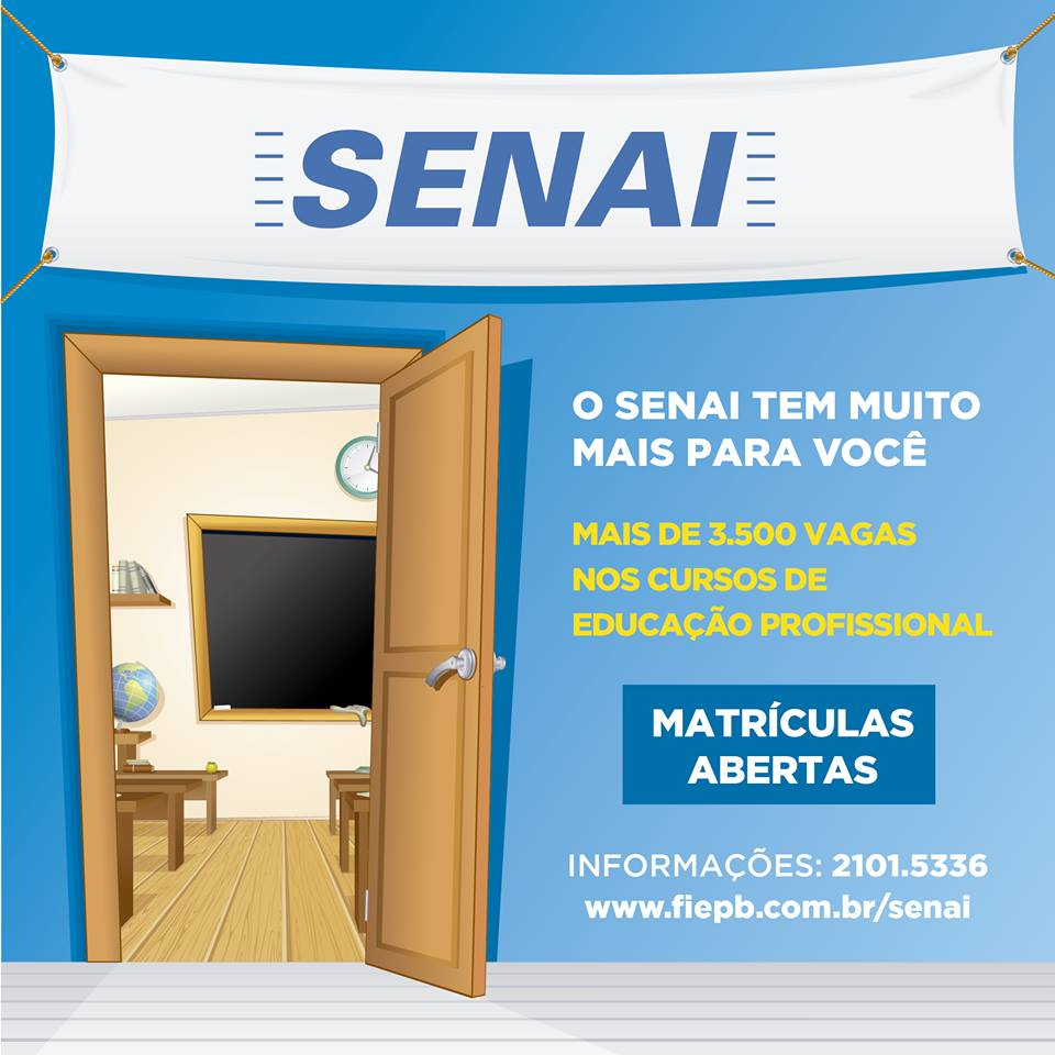 Banner SENAI Sites