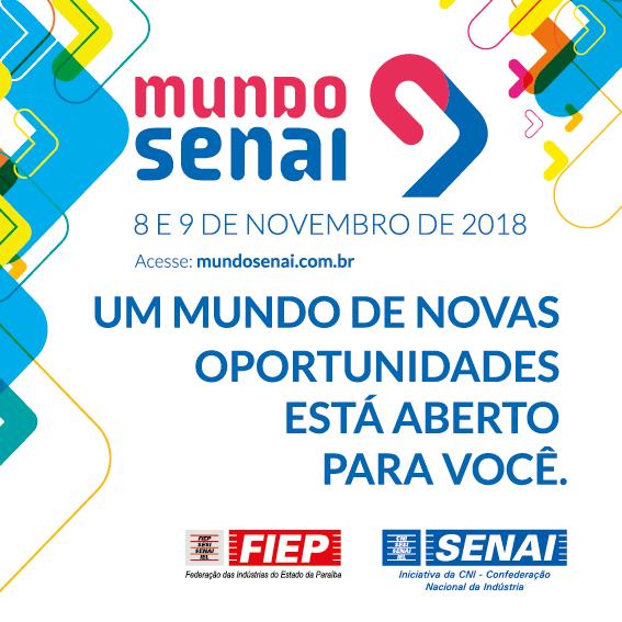 Banner`s Mundo SENAI_ Apolinário