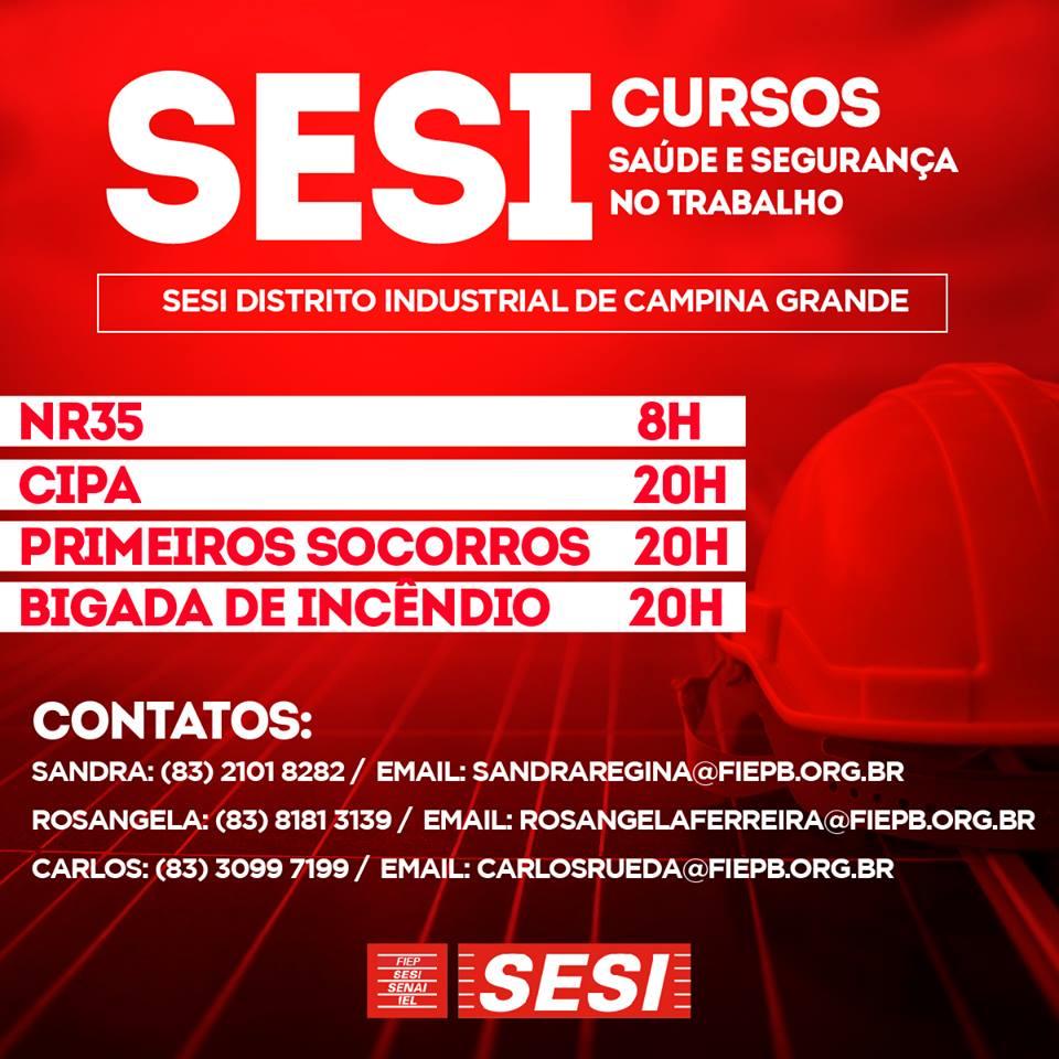 Banner SESI